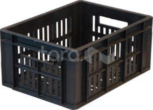 Ящик п/э дрожжевой 400х300х200 с перф.