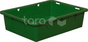 Ящик п/э сырково-творожный 532х400х141 без крышки