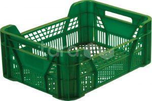 Ящик п/э для овощей и фруктов 400х300х155