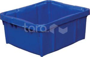 Ящик п/э Тетра-брик 480х392х220 (0,5л) морозостойкий