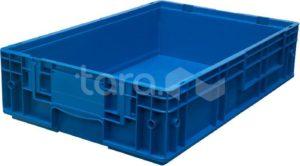 Ящик RL-KLT 6147 голубой 594х396х147,5