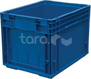 Ящик RL-KLT 4280 голубой 396х297х280