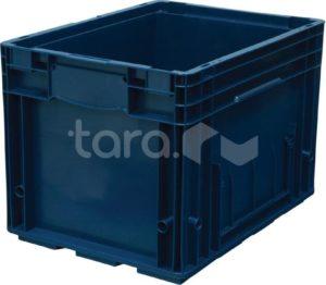 Ящик R-KLT 4329 синий 396х297х280