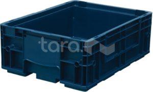 Ящик R-KLT 4315 синий 396х297х147,5