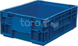 Ящик R-KLT 6429 синий 594х396х280