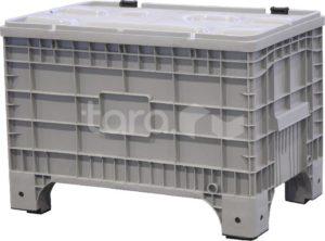 Big Box 1017х636х673 мм на ножках с крышкой на петлях