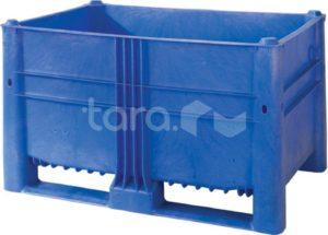 BoxPallet 1200х800х740 мм сплошной