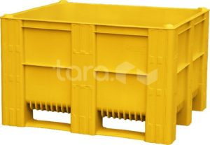 BoxPallet 1200х1000х740 мм сплошной