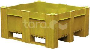 BoxPallet 1200х1000х540 мм сплошной