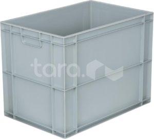 Ящик п/п 600х400х450 сплошной, без ручек, дно с усилением, B-4644