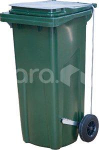 Педальный привод для контейнера МКТ 120
