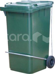 Педальный привод для контейнера МКТ 240 (П-образный)