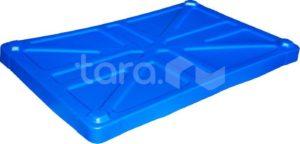 Крышка для BoxPallet 1225х825х80 мм