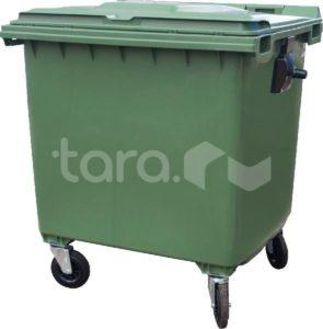 Мусорный контейнер на колёсах (1100 л)