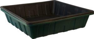 Паллет для отходов 1120х1120х250 мм (250 л)
