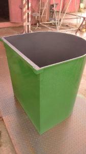 Контейнер ТБО 0,9 куб. м